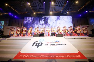 Всесвітній день фармацевта: відкриття конгресу FIP та урочисті події з нагоди професійного свята