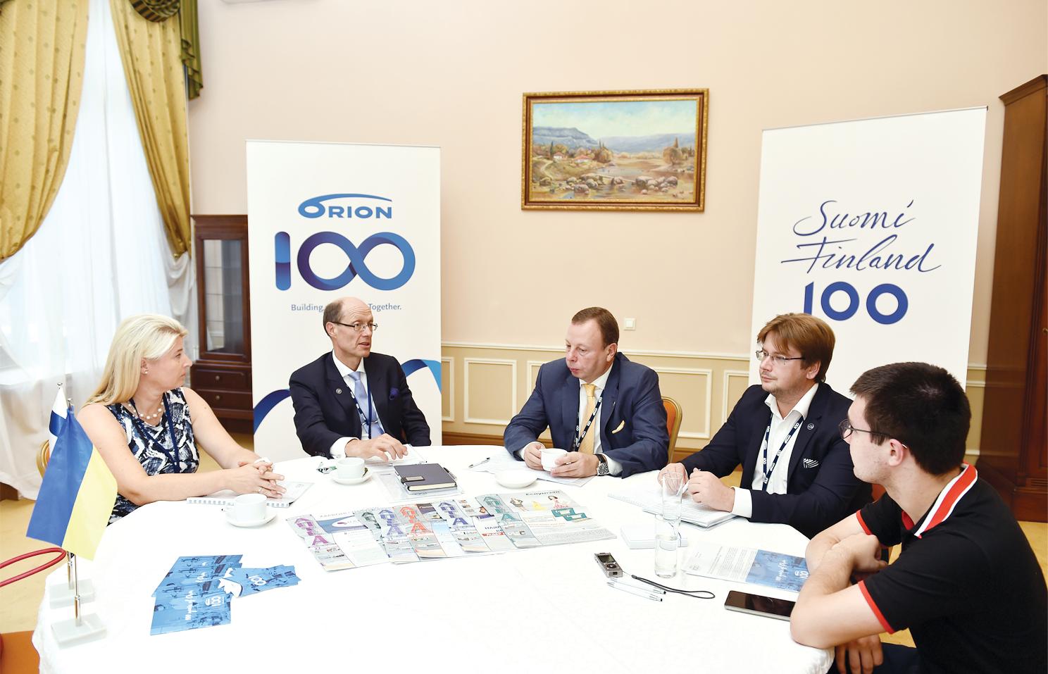 Orion: взгляд на будущее фармацевтической индустрии вмире иУкраине