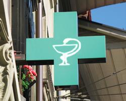 Яким має бути сигнальний покажчик аптечного закладу
