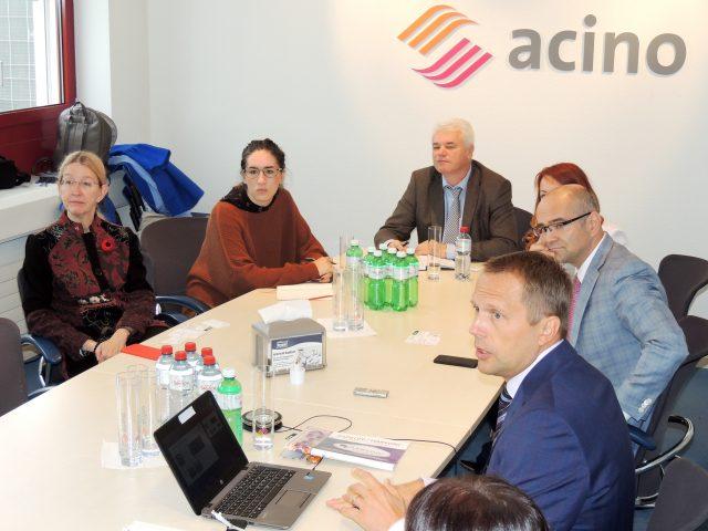 ACINO: авторитет швейцарської якості— піонер міжнародних інвестицій