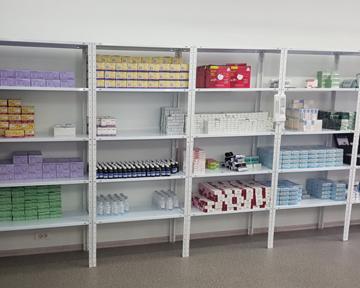 У Київському слідчому ізоляторі відкрито аптечний пункт
