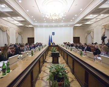 Уряд ухвалив нову редакцію Національного переліку