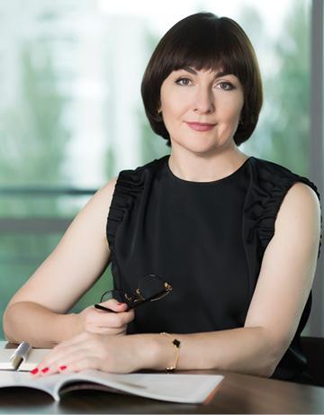 Світлана Діденко, генеральний директор ПрАТ «Фармацевтична фірма «Дарниця»: реалізація послідовних змін сьогодні— основа майбутнього успіху