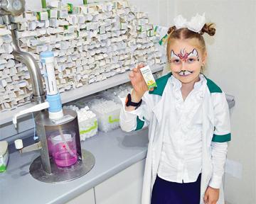 Ігрову станцію «Фармацевтичної фірми «Дарниця» вКідландії відвідали понад 40 тис. дітей