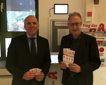 ВГермании стартует проект «Спроси у дежурного аптекаря»