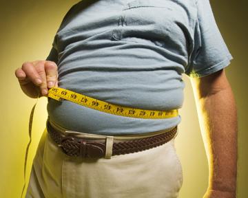 Ожиріння є фактором ризику розвитку раку нирок
