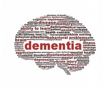 Виснаження, як фактор ризику розвитку деменції