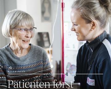 Что до реформы, что после: быть датским пациентом – это фантастика