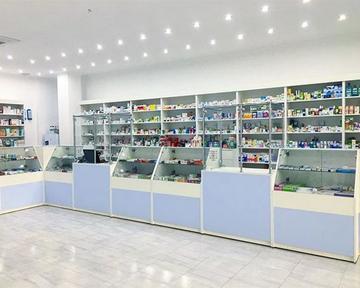 -4-5% вгод – темпы убыли количества аптек вПольше; доходы остающихся увеличатся