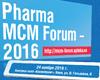 2-й специализированый  «Pharma MCM Forum-2016»