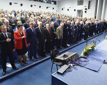 Ювілей НАМН України: чверть століття потужного поступу