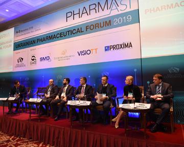Український фармацевтичний форум 2019: оцінка поточної ситуації та погляд у майбутнє