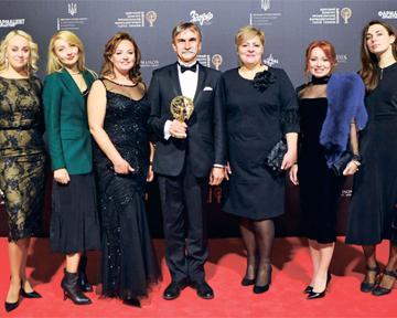 ACINO нагороджена найпрестижнішою премією фармацевтичної галузі України «Панацея 2021»