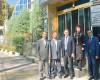 Украинские специалисты повышают квалификацию коллегизТаджикистана