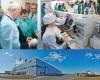 Николай Азаров проверил работу лаборатории по контролю качества лекарственных средств