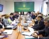 Встреча представителей Фармакопеи США иУкраины