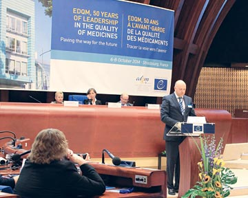 Михаил Пасечник принял участие вмеждународной конференции вСтрасбурге