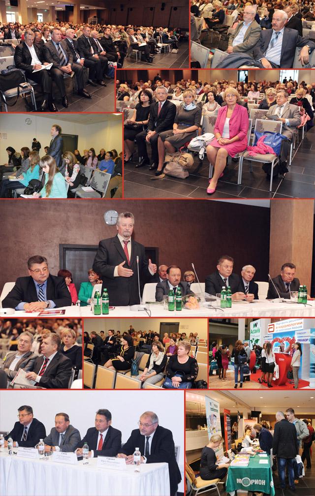 XV Національний конгрес кардіологів 2014: наука і практика наварті здоров'я