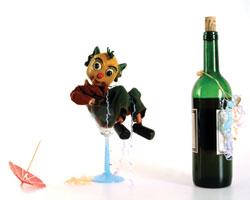 Кчему приводит чрезмерное употребление алкоголя?