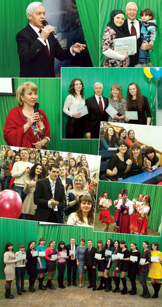 УНФаУ відбувся випуск студентів