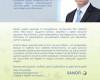 Привітання з 8 березня від компанії Sanofi