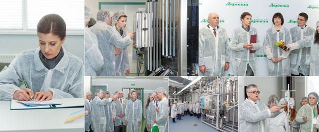Фармацевтическая фирма «Дарница»: Инновации наблаго здоровья граждан