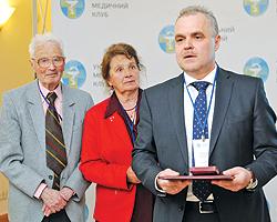 Компания «STADA» награждена орденом «Гордость медицины Украины»