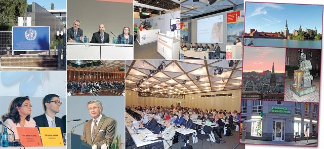Конгрес FIP–2015Частина 3. Обличчям допацієнта, або Нариси соціально корисного життя європейської аптеки зфокусом наміждисциплінарну фармацевтичну допомогу