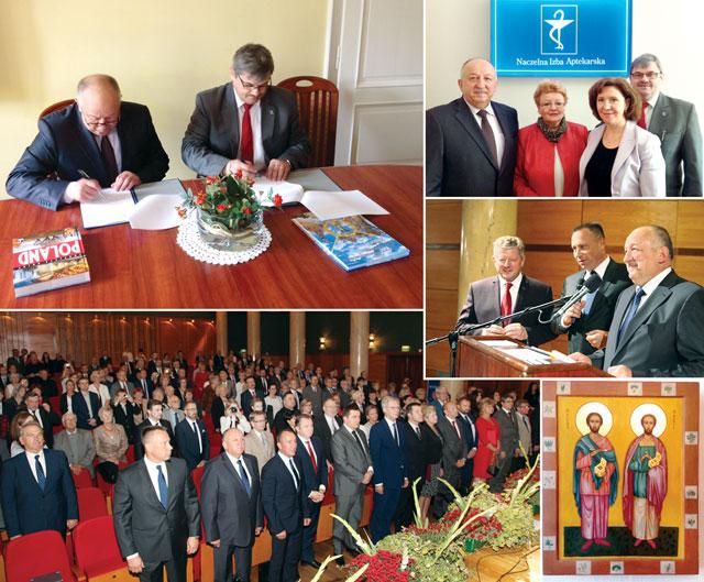 Налагоджено співпрацю з Аптечною палатою Польщі. Чого очікувати фармацевтам України?