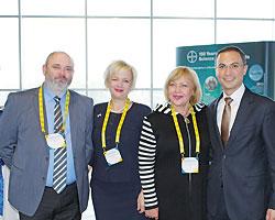 У Києві відбувся Міжнародний міждисциплінарний симпозіум «Оптимізація допомоги пацієнтам з порушеннями зору внаслідок діабетичного набряку макули»
