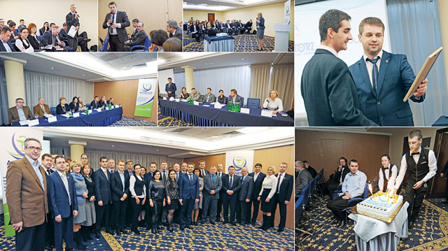 Асоціація «Оператори ринку медичних виробів» відзначила третюрічницю