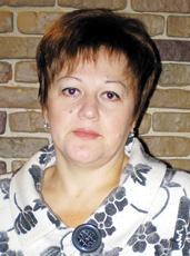 Олена Пруднікова
