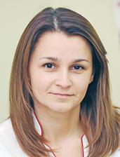 Лариса Цымбал