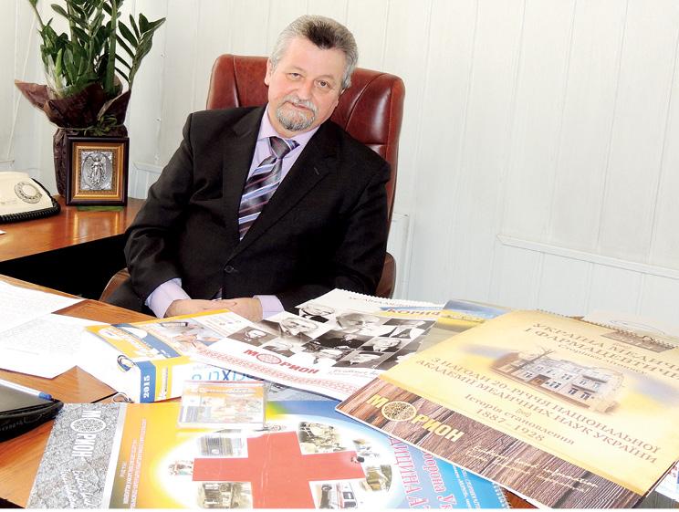 Президент НАМН України Віталій Цимбалюк: від тактики виживання достратегії стабільного розвитку натеренах єдиного медичного простору