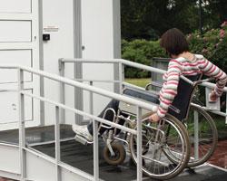 Забезпечення доступності об'єктів для маломобільного населення як одна зумов для отримання ліцензії
