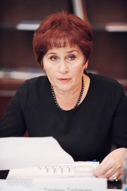 Тетяна Талаєва: забезпечення максимальної прозорості процедур — пріоритетне завдання Державного експертного центру