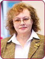 Олена Абрамова