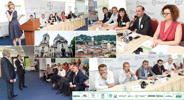 5 й Міжнародний фармацевтичний форум «АПТЕКИ СВІТУ–2016». Аптечний сегмент — тенденції та перспективи