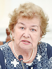 Алла Щербінська