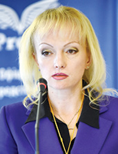 Леся Щербакова