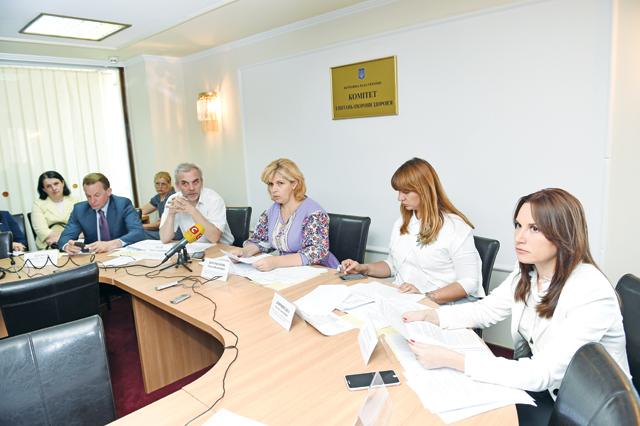 Профільний парламентський комітет:підсумки роботи влютому–липні 2016р.