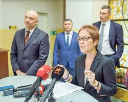 Послы США иКанады призывают квозобновлению плановой иммунизации вУкраине