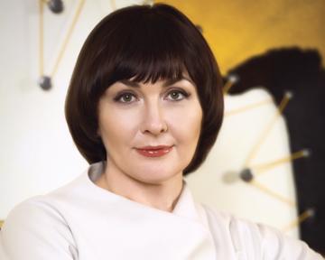 Светлана Диденко, генеральный директор «Фармацевтической фирмы «Дарница», вошла врейтинг «100самых влиятельных женщин Украины»