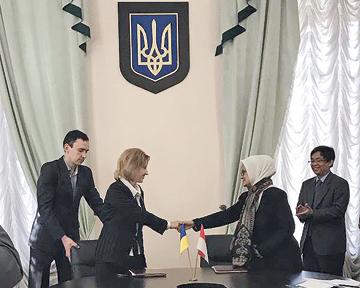 Україна та Індонезія співпрацюватимуть уфармацевтичній сфері