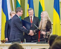 Україна та Литва співпрацюватимуть угалузі охорони здоровʹя