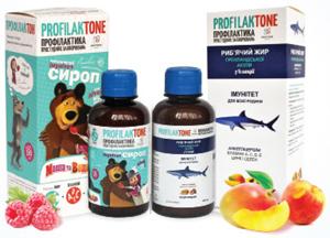 PROFILAKTONE: захистить родину у застудний сезон