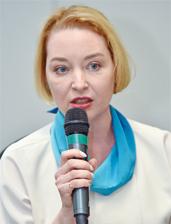 Олена Массалова