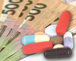 З1 січня на лікарські засоби повернуто постачальницько збутові та роздрібні надбавки 2016 р.