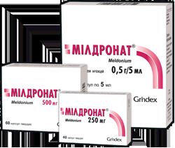 Мілдронат: ефективність боротьби зпідробками бренду клінічно доведена всуді