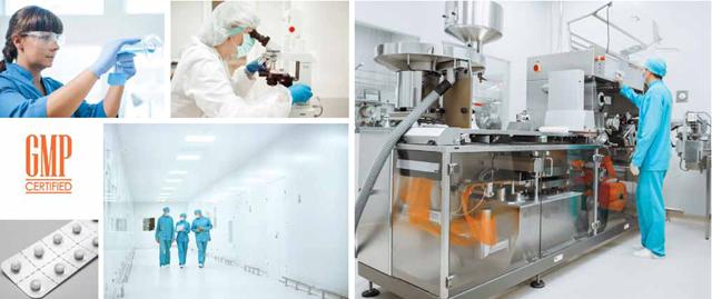 Европейский опыт наукраинских просторах: Хаинрих Хорних возглавил производственную площадку «Фарма Старт», компании швейцарской группы «ACINO»